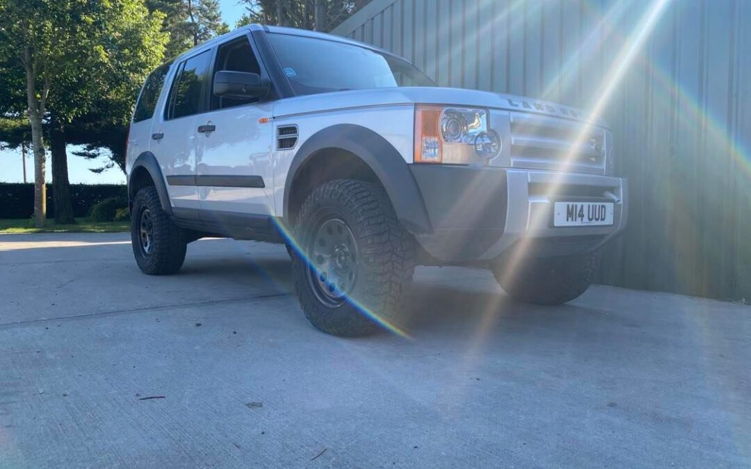 Discovery 3 TDV6 Manual Stage 1 with EGR Removal