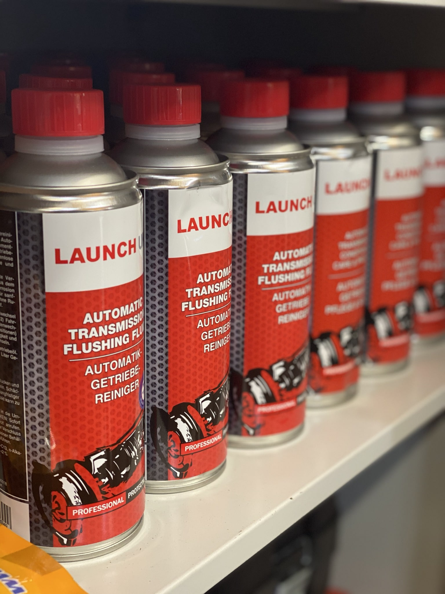 Launch Additives