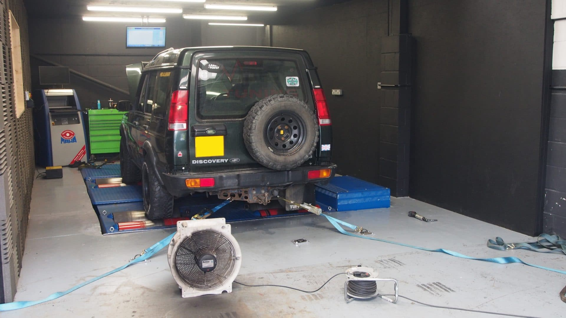 Bhp Discovery Defender Td5