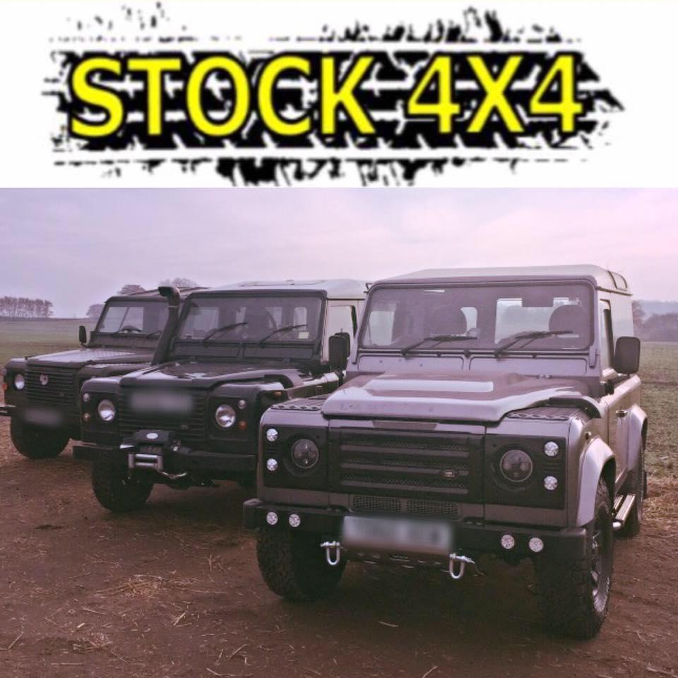 Stock 4x4