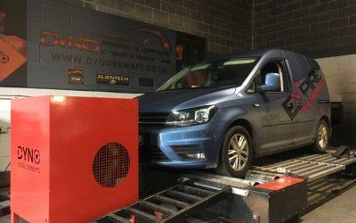 VW Caddy 1.6 TDI 105 Upgrade