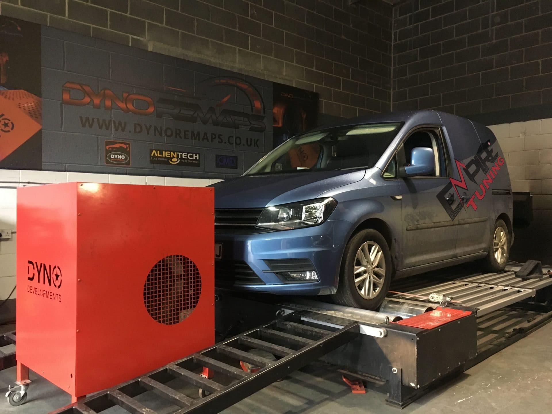 Vw Caddy Tdi Upgrade